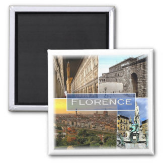 IT * Toscana  - Florence - Italy Magnet