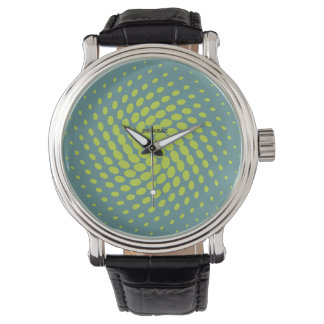 It trims off lower branches of dancing Dots /Mens  Watch