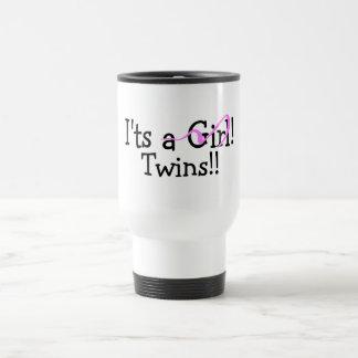 It Twins (Girls) Travel Mug