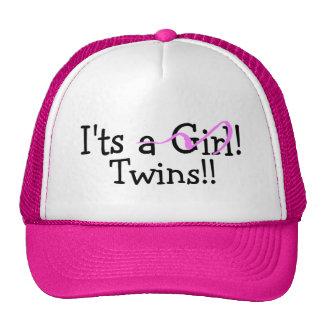 It Twins (Girls) Trucker Hat