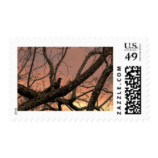It Waits! Postage Stamps