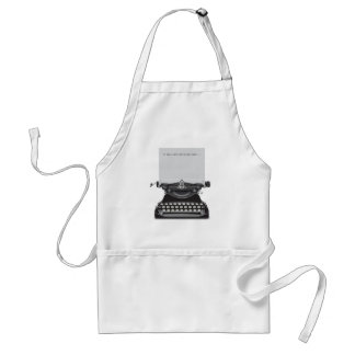 It was a Dark and Stormy Night Aprons