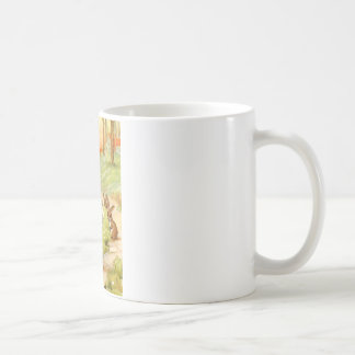 IT WAS A FRIGHTFULLY UGLY BABY CLASSIC WHITE COFFEE MUG
