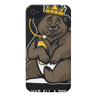 It was all a dream Case-Mate iPhone 4 case