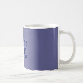 It Was Epic - Blue Background Mugs