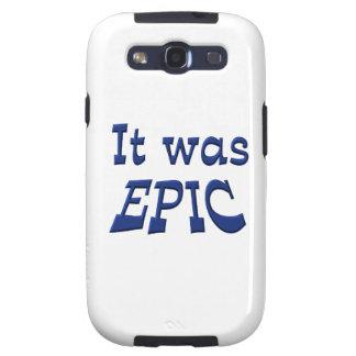 It Was Epic Galaxy S3 Case