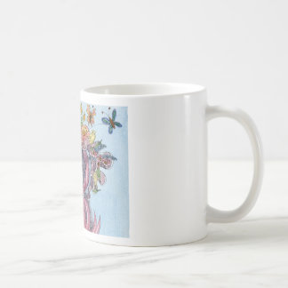 It was her Easter bonnet entry Classic White Coffee Mug