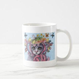 It was her Easter bonnet entry Mug