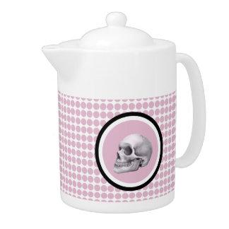 It was murder: Shot from the dark Teapot