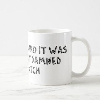 It Was That Sasquatch Coffee Mug