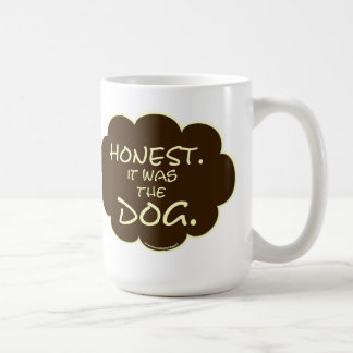 It was the Dog Coffee Mug