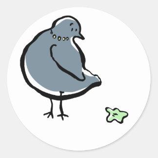 how to get pigeon poop off balcony