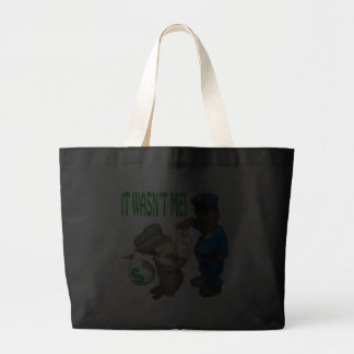 It Wasnt Me Tote Bag