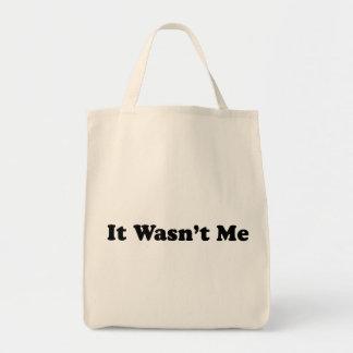 It Wasn't Me Bag