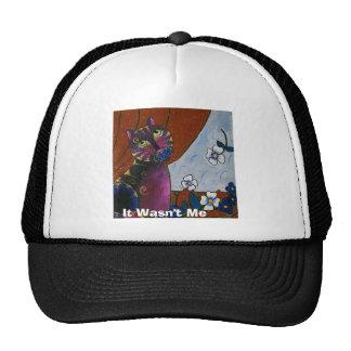 It Wasn't Me Trucker Hat