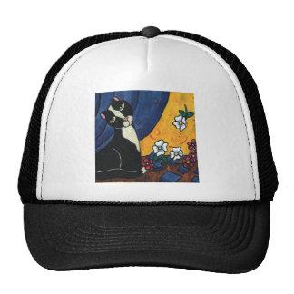 It Wasn't Me - Tuxedo Cat Trucker Hat