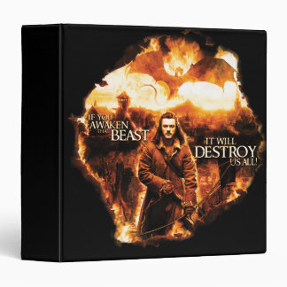It Will Destroy Us All! 3 Ring Binder