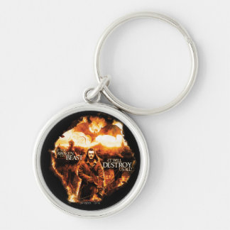 It Will Destroy Us All! Keychain