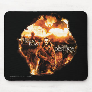 It Will Destroy Us All! Mouse Pad
