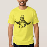 It woke up today with chacrinha? tee shirt