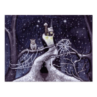 It Won't Be Long Before Christmas/The Witch Postcard