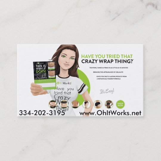 It works wake up now business cards wakeupnow card zazzle it works wake up now business cards wakeupnow card colourmoves