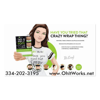 it works wake up now business cards wakeupnow card