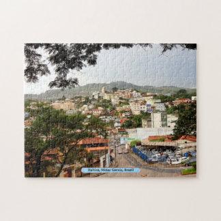 Itabira, Minas Gerais, Brazil Jigsaw Puzzle