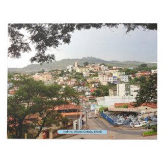 Itabira, Minas Gerais, Brazil Notepad