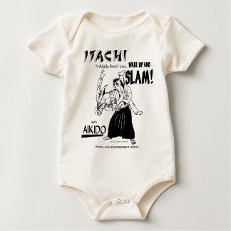 Itachi SLAM Baby T Shirt