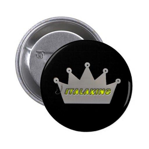 Italaking Logo Button