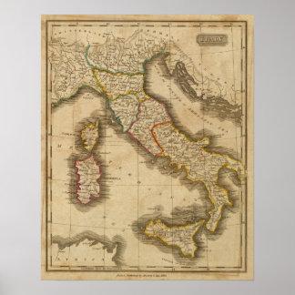 Italia 12 póster