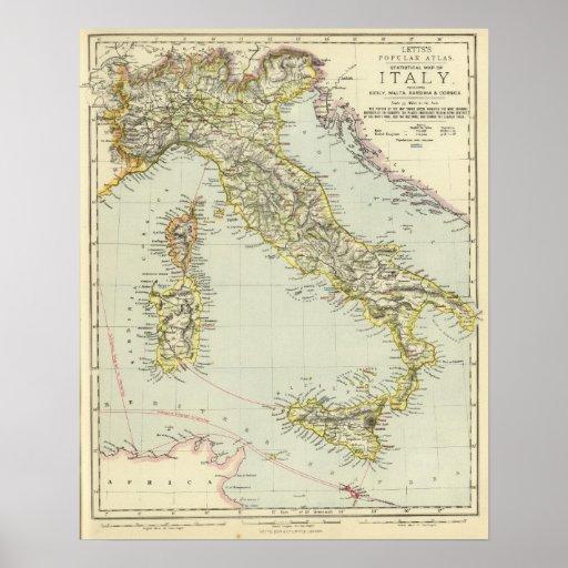 Italia 13 póster