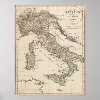 Italia 14 póster