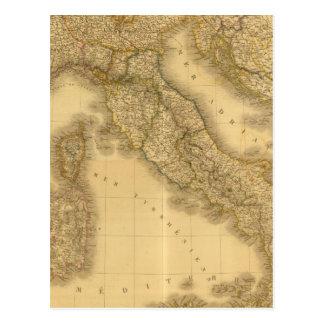 Italia 14 postales