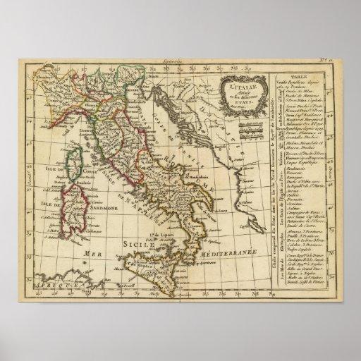 Italia 15 impresiones