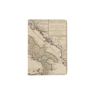Italia 16 porta pasaporte