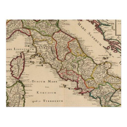 Italia 16 postales