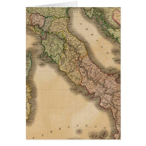 Italia 16 tarjetas