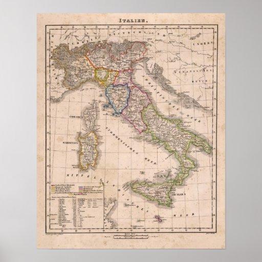 Italia 17 impresiones