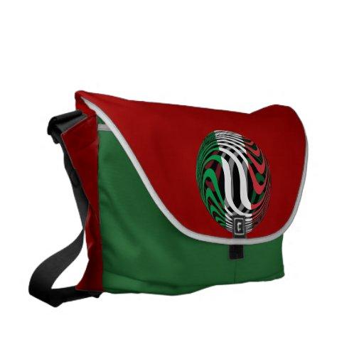 Italia #1 bolsas messenger