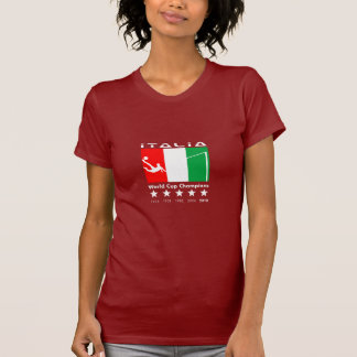 ¡Italia 2010, 5 estrellas! Camisas