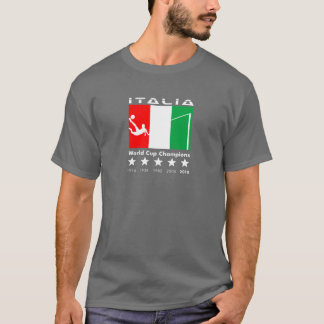 Italia 2010, 5 Stars! T-Shirt