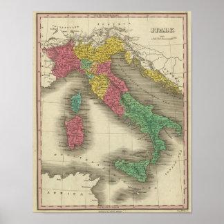 Italia 23 posters