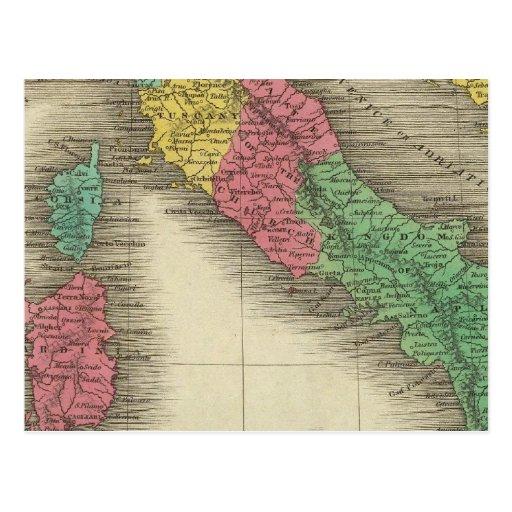 Italia 24 postales