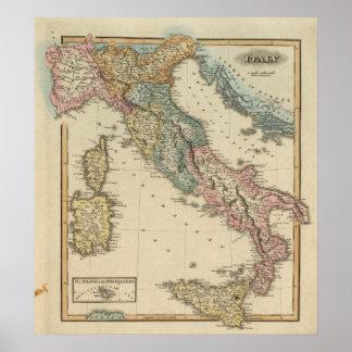 Italia 24 póster