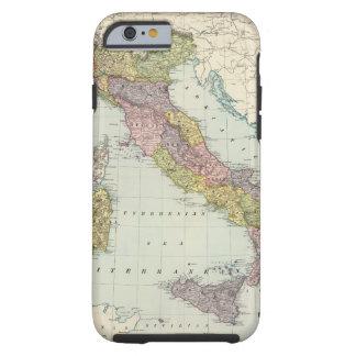 Italia 26 funda de iPhone 6 tough