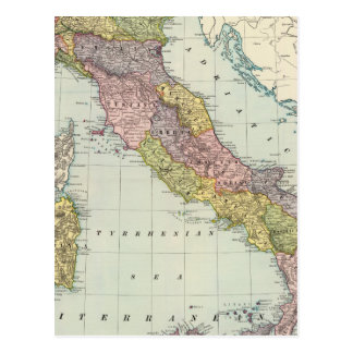 Italia 28 tarjeta postal