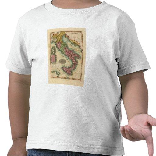 Italia 3 camisetas