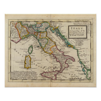Italia 5 póster